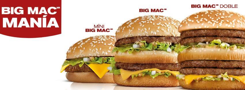 Big mac mcdo fastandfood - Fast good cuisine big mac ...