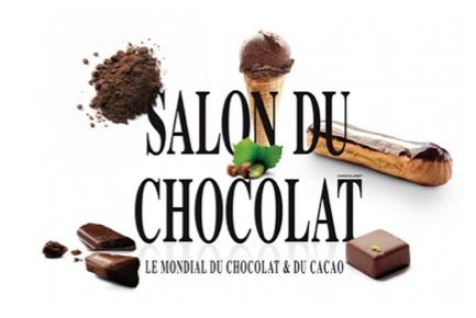 Salon du chocolat de paris 30 octobre au 3 novembre for Salon du fast food