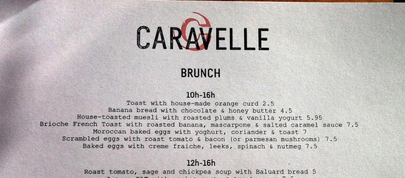 TEST : Le Restaurant Caravelle à Barcelone