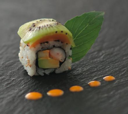 hawaïan roll Joël Robuchon signe la nouvelle carte Sushi Shop 2014