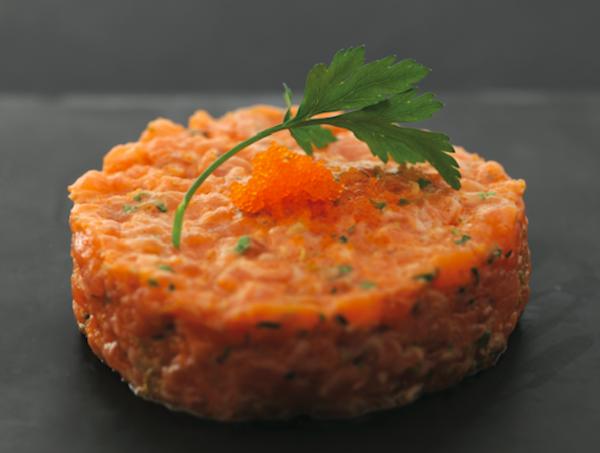 tartare new style Joël Robuchon signe la nouvelle carte Sushi Shop 2014