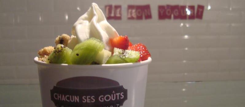 TEST : Le Frozen Yogurt de Chacun ses Goûts
