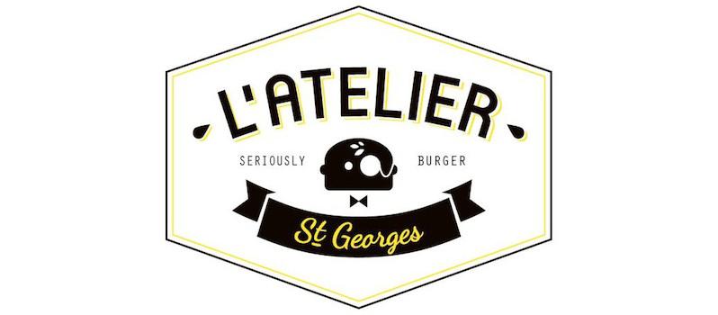 TEST : Le Burger de l'Atelier St Georges à Paris