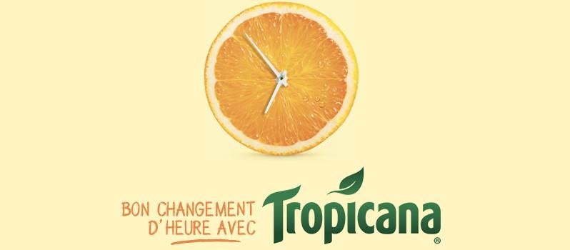 Vivez des matins de rêve avec Tropicana
