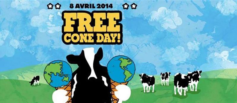 Le Free Cone Day de Ben&Jerry's à Paris