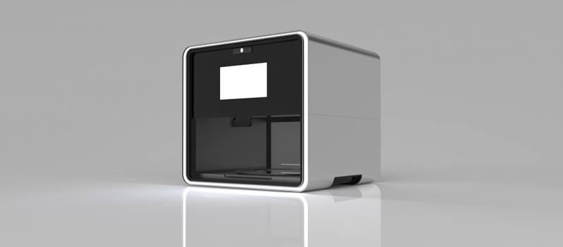 une imprimante 3d dans vos cuisines fastandfood. Black Bedroom Furniture Sets. Home Design Ideas