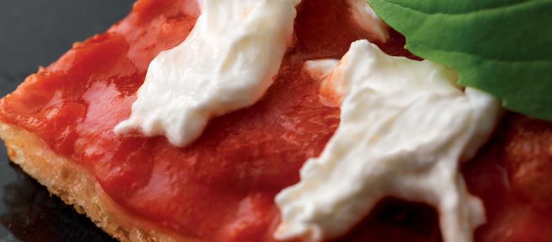 Sushi Shop est d'humeur italienne avec Bottega Romana