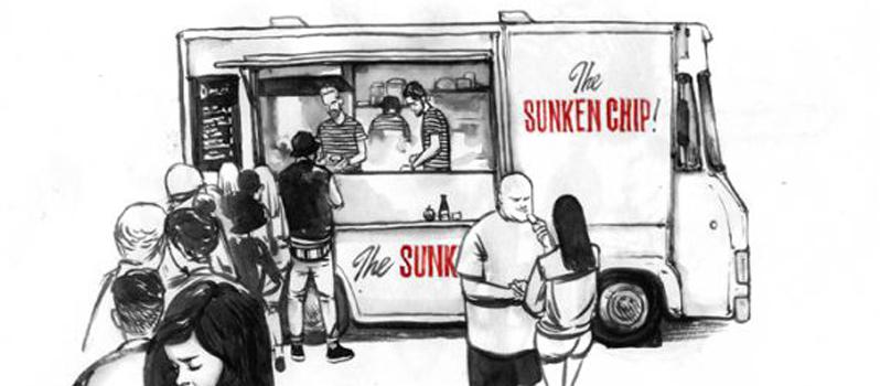 The Sunken Chip Food Truck