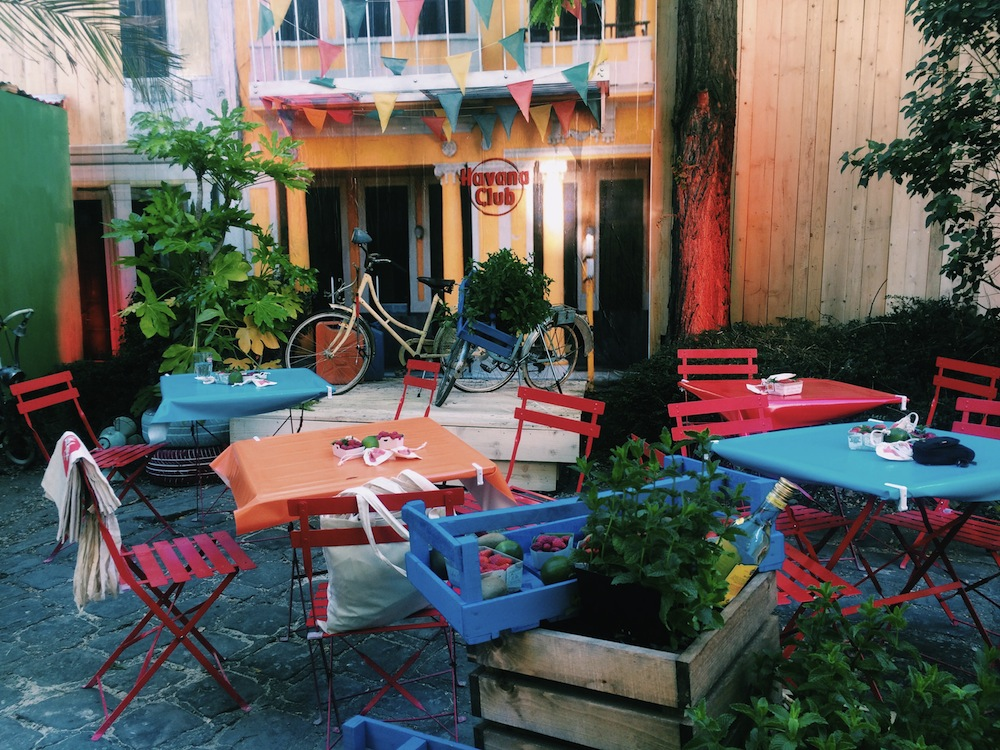Little Havana au Café A