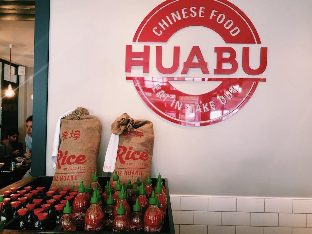 TEST : Huabu, la cantine street food asiatique de Kristin Frederick