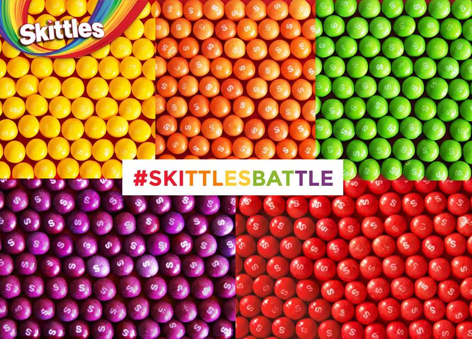 Skittles, envie de gagner de nombreux bonbons fruités ?