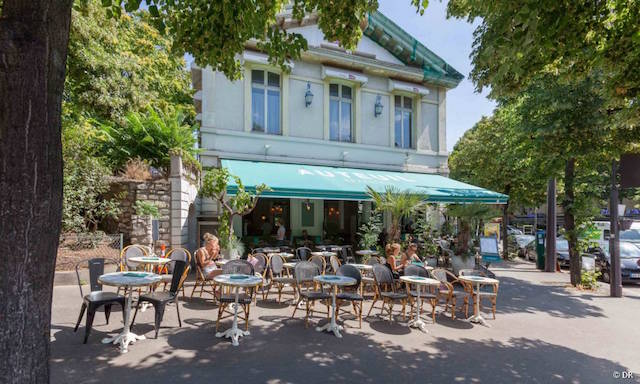 L'Auteuil Brasserie, la nouvelle belle terrasse italienne du 16ème !