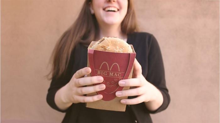 Un Big Mac à emporter ? Le packaging qui pourrait vous séduire !