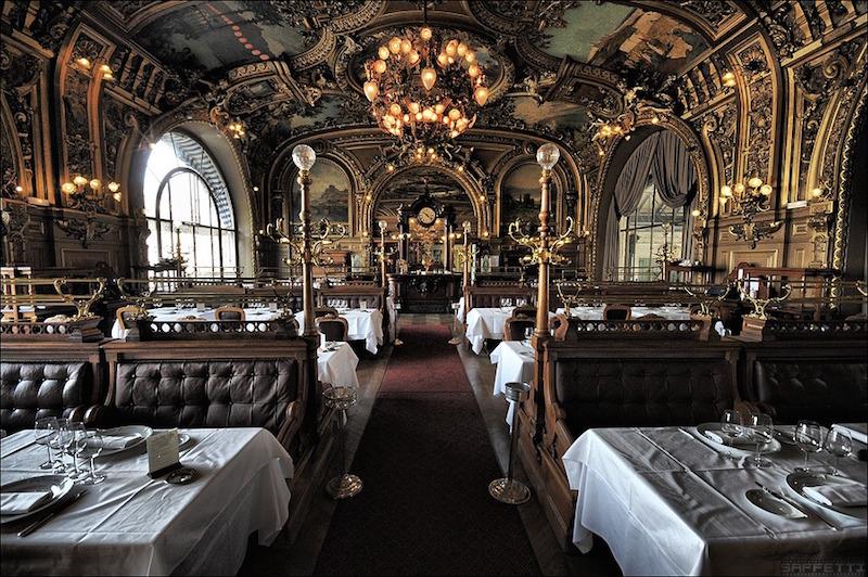 Paris City Guide : 5 restaurants ouverts toute la nuit à Paris