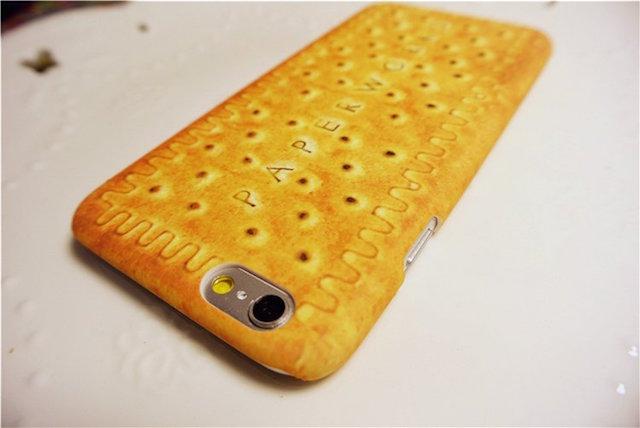 TOP : 5 coques qui te donnent envie de manger ton iPhone