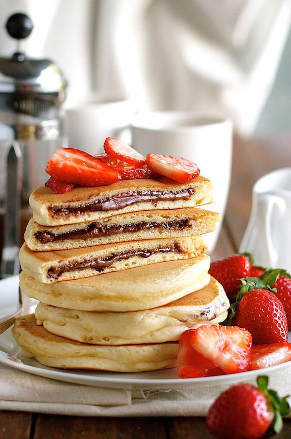 pancakenutella