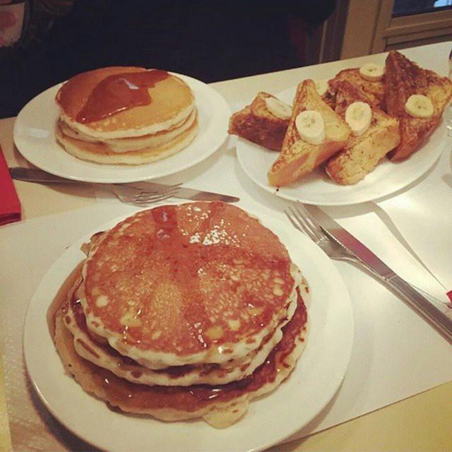 Breakfast in america ouvre un nouveau restaurant paris for American nouveau cuisine