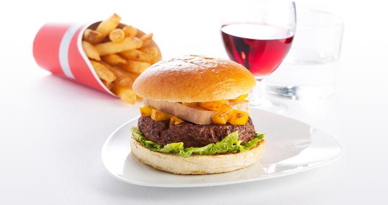 Ouest Express, «Le Burger by Bocuse» va se développer en dehors de Lyon