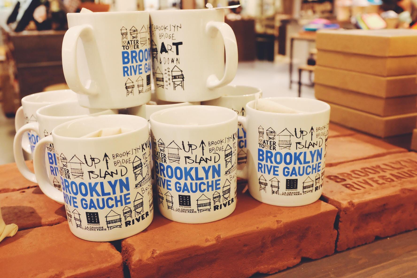 Brooklyn Rive Gauche au Bon Marché & la Grande Épicerie de Paris