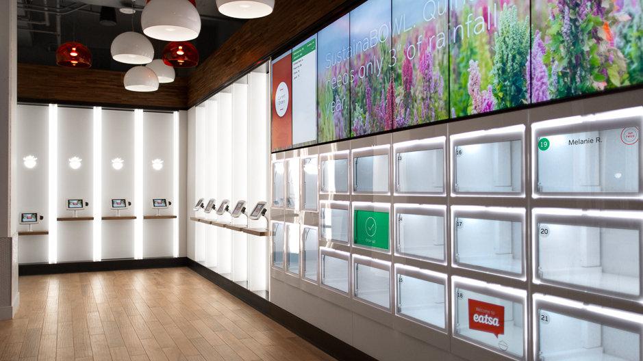 Eatsa lance un restaurant automatique sans employés à San Francisco