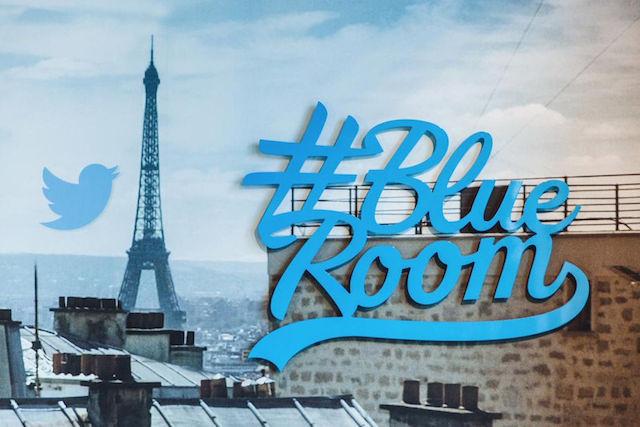 Anne Sophie Pic sera la deuxième invitée de la #BlueRoom de Twitter France