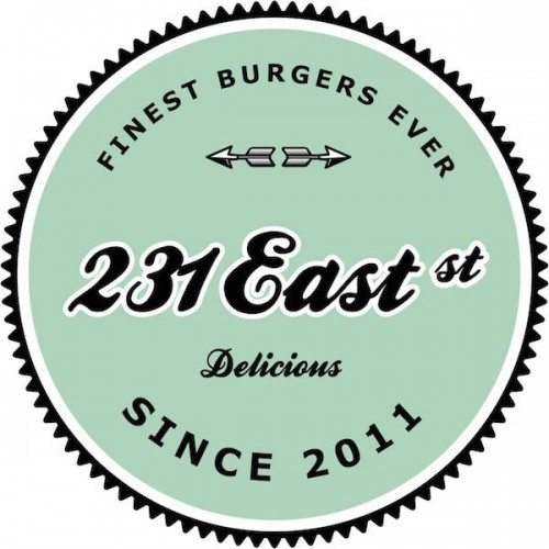 231 East Street lance un burger noir en édition limitée