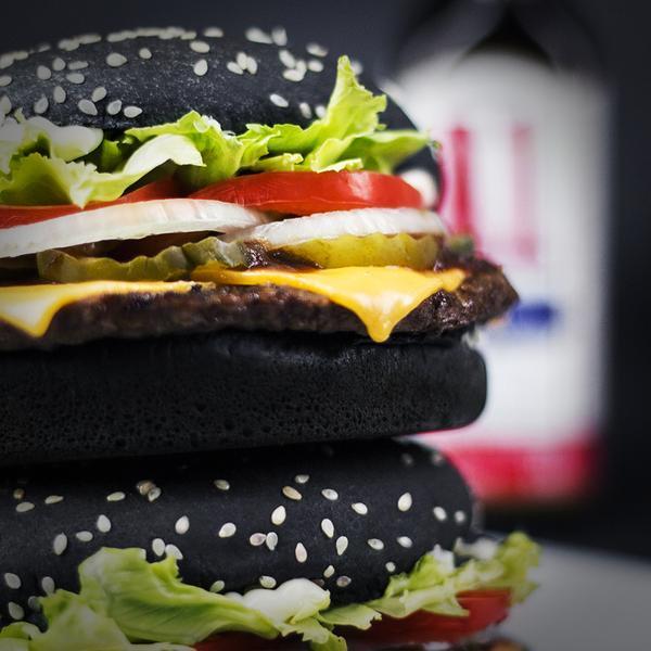 Un Whopper de Burger King qui vous fait faire caca vert