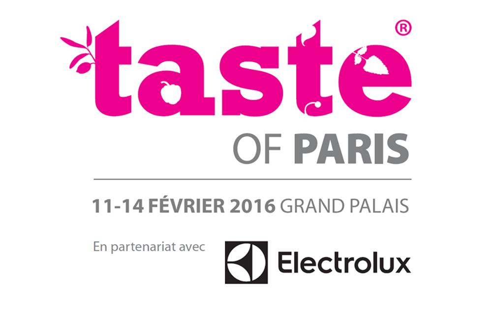 Taste of Paris : Défilé de chefs au Grand Palais