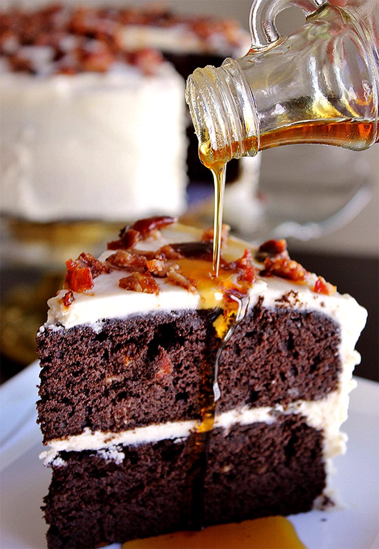 TOP : 5 recettes de desserts avec du bacon
