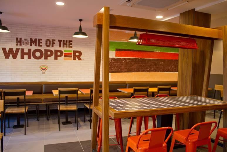 Burger King ouvre un restaurant à Montparnasse