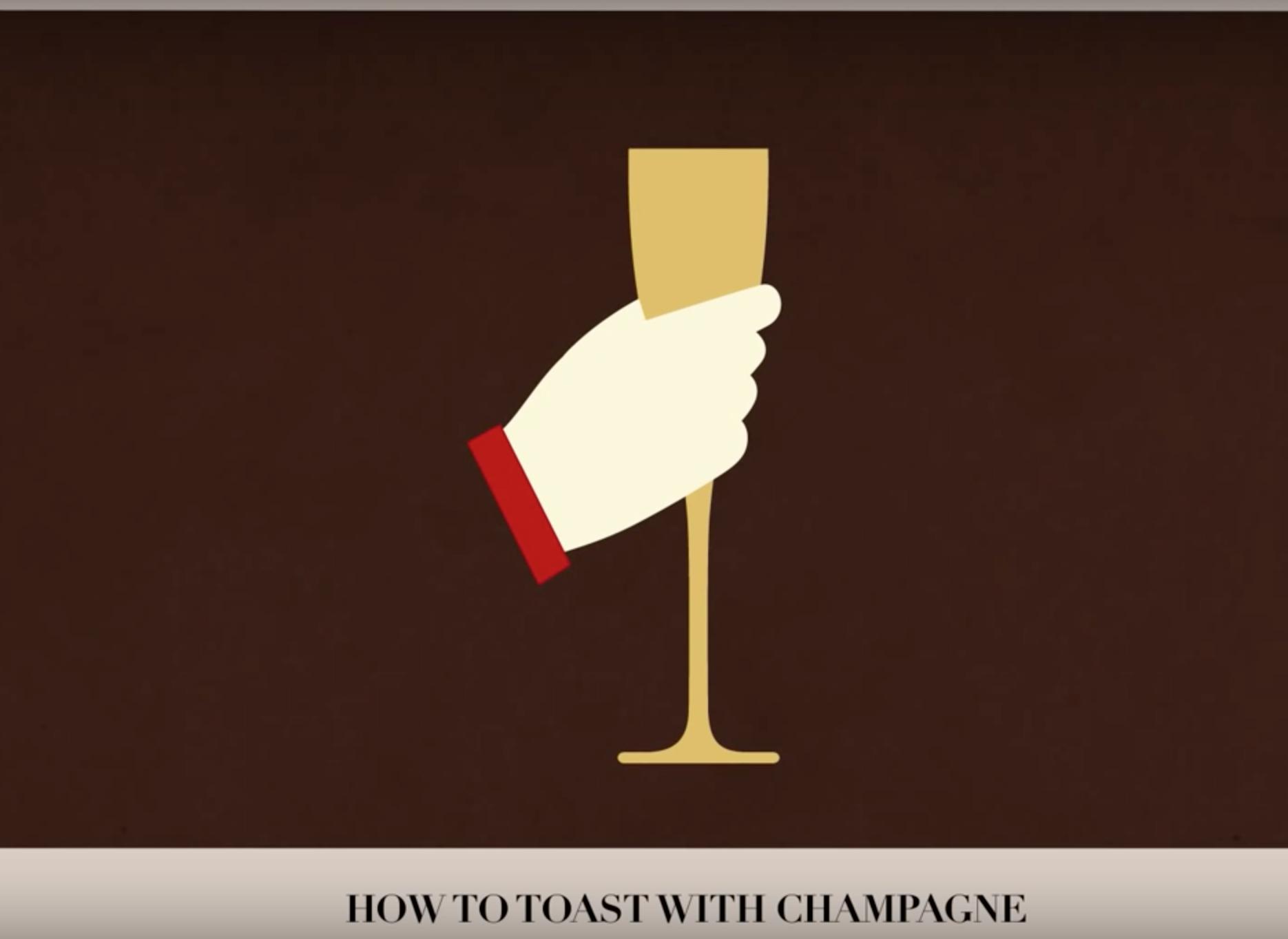 TOP : 5 bouteilles de champagne pour les fêtes 2015