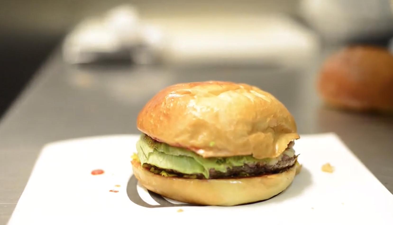Le burger parfait selon Victor Garnier de Blend