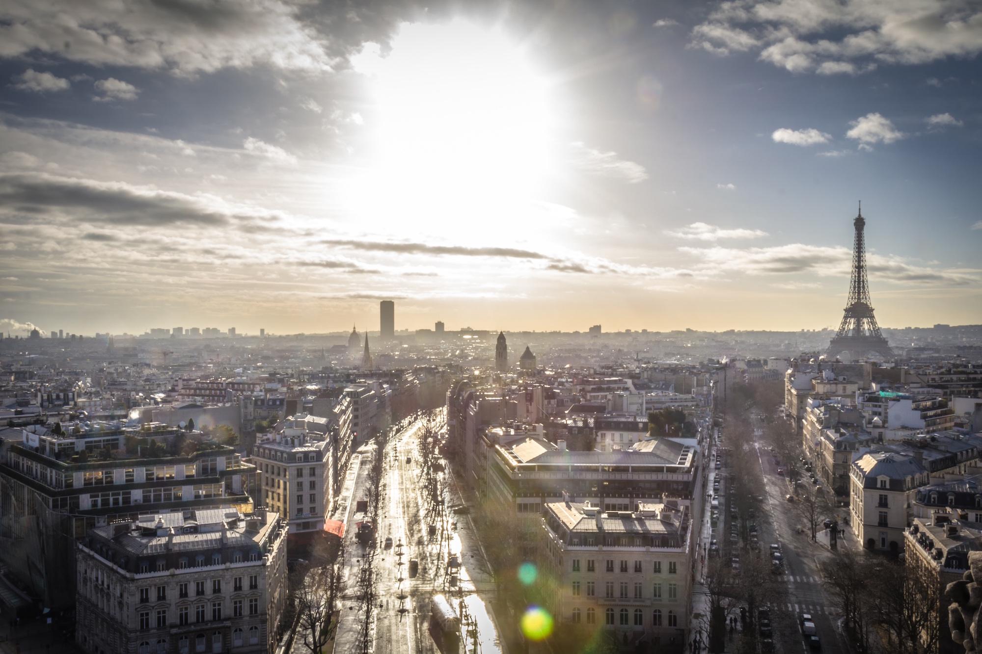 TOP : 10 lieux exceptionnels à tester à Paris en 2015