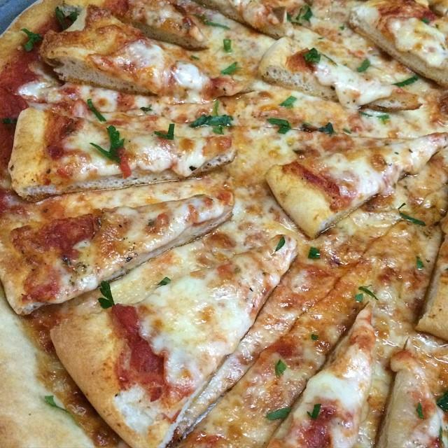 Des mini-pizzas en topping sur votre pizza préférée ?