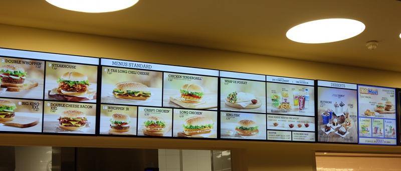 Carte Des Burger King Espagne.Carte Burger King Paris Beurshelp
