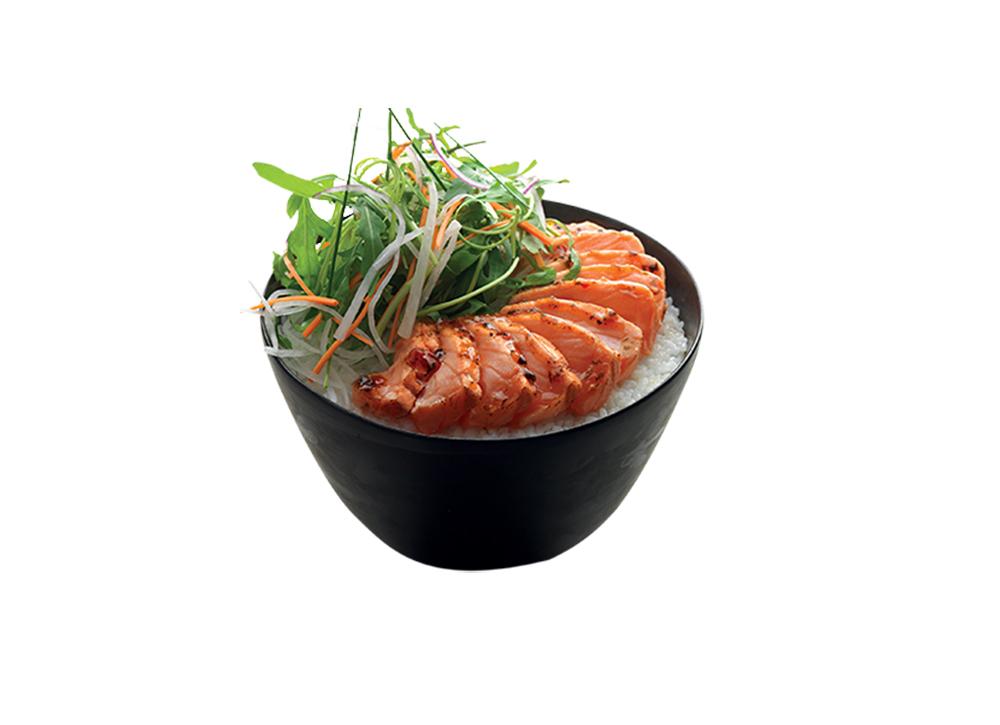 Sushi Shop innove en proposant des plats chauds !