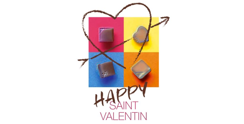 La Maison du Chocolat x Saint Valentin