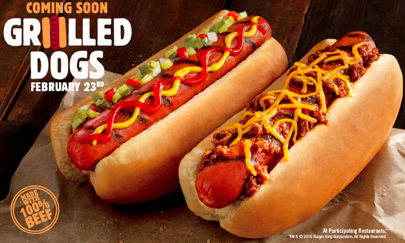 Burger King: Grilled Dogs x Snoop Dogg