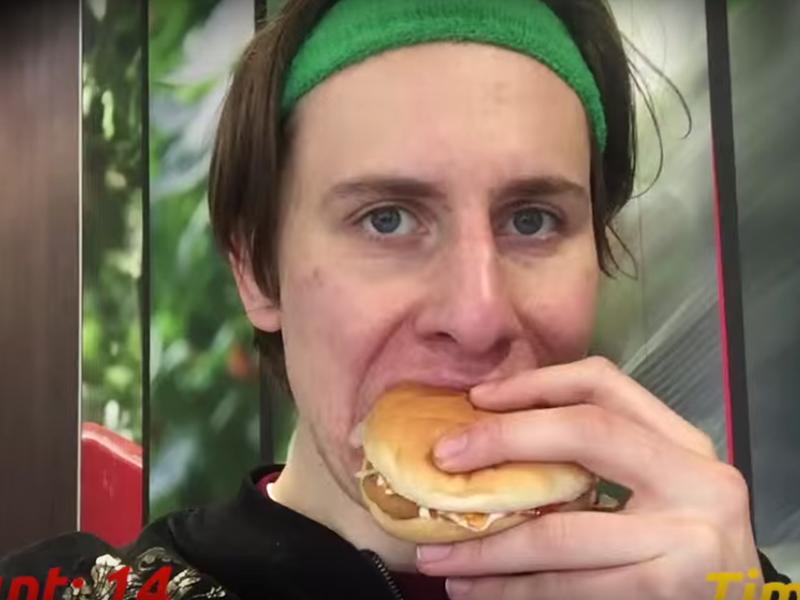 McMarathon: Manger dans les 46 restaurants McDonald's de Londres en une journée