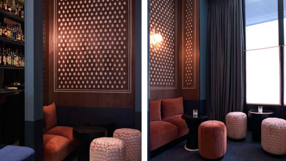 top 5 bars d 39 h tels parisiens o boire un verre fastandfood. Black Bedroom Furniture Sets. Home Design Ideas