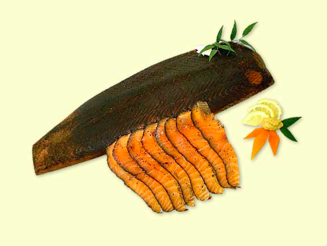 Barney GreenGrass Salmon