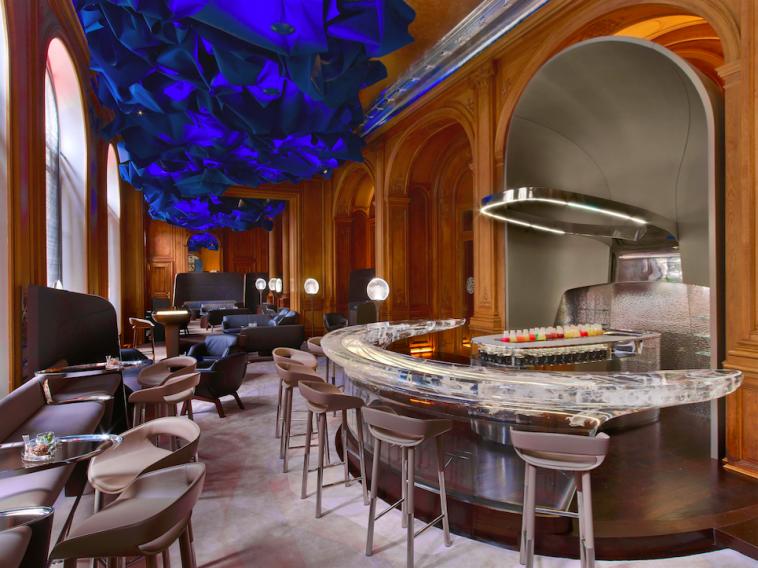 TOP : 5 bars d'hôtels parisiens où boire un verre