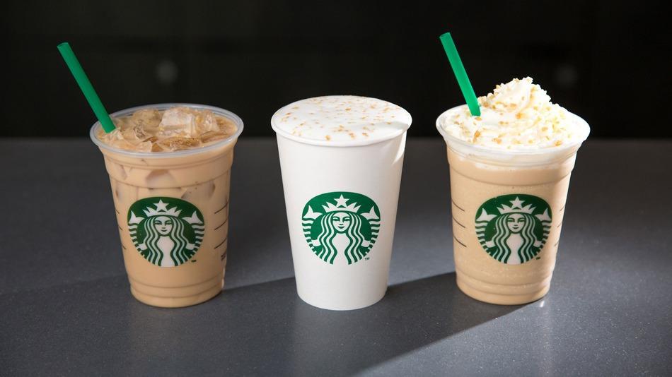 Nouveauté Starbucks US: Le Latte sauce Caramel & Miel