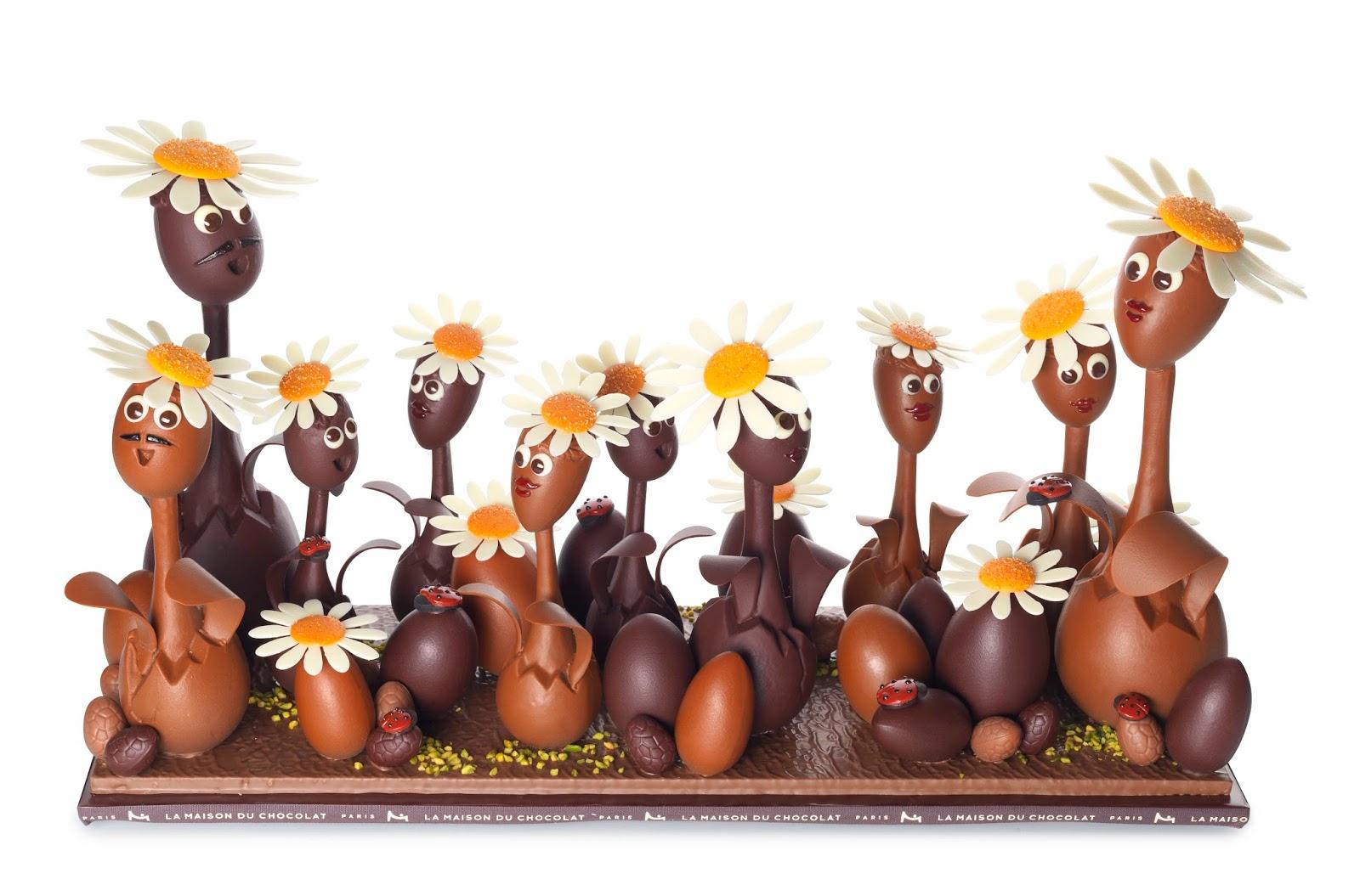 Nous avons sélectionné rien que pour vous les 5 oeufs de Pâques qui ...