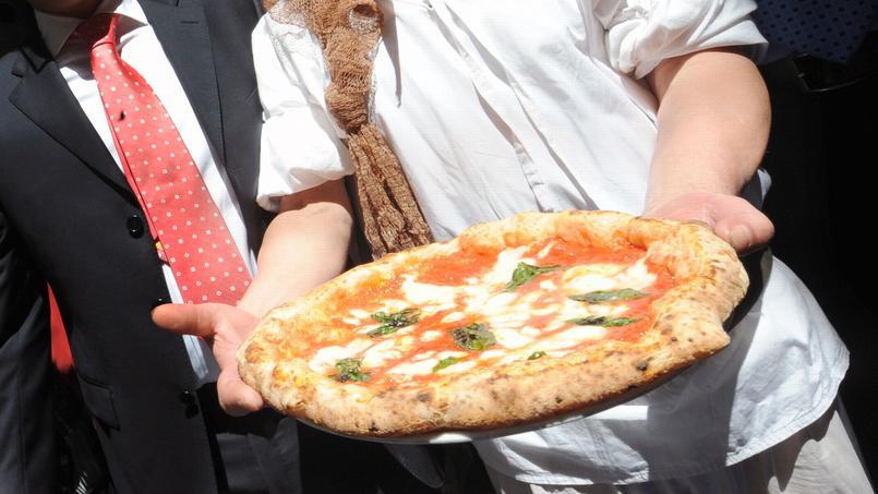 La pizza Napolitaine tente de faire son entrée à l'UNESCO