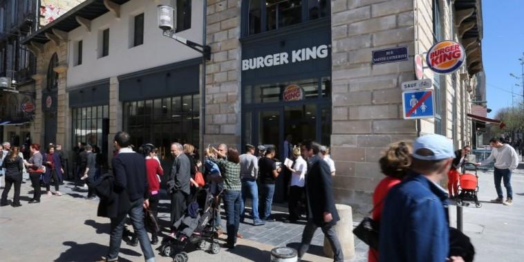 burger king ouvre bordeaux aujourd 39 hui fastandfood. Black Bedroom Furniture Sets. Home Design Ideas