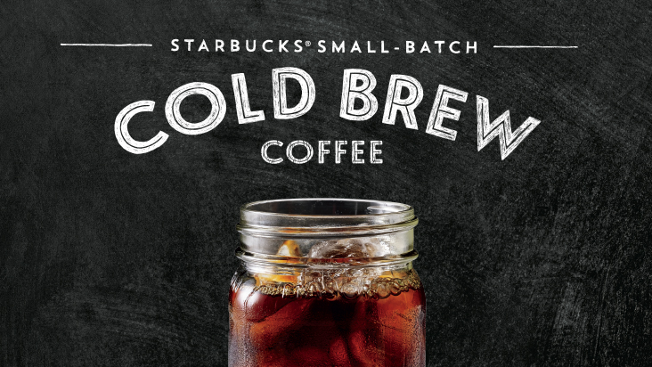 Starbucks lance son Cold Brew Coffee en France