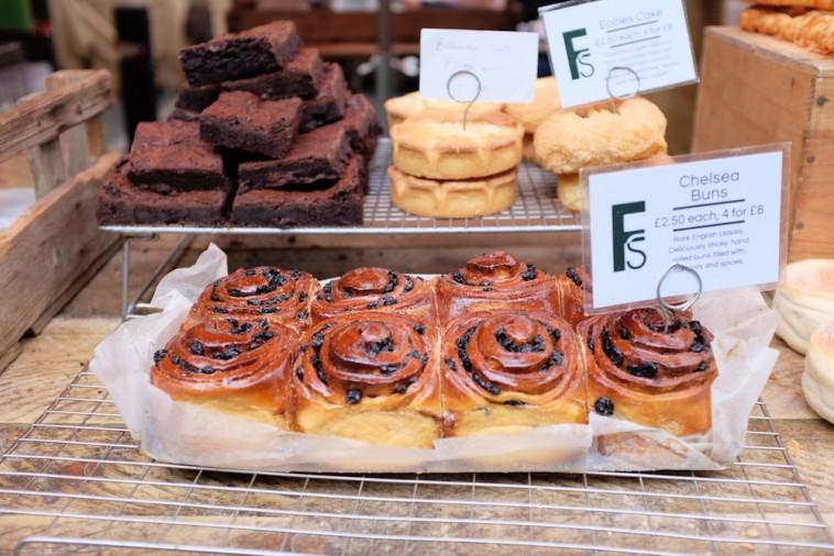 TOP : 5 adresses où manger au Borough Market à Londres