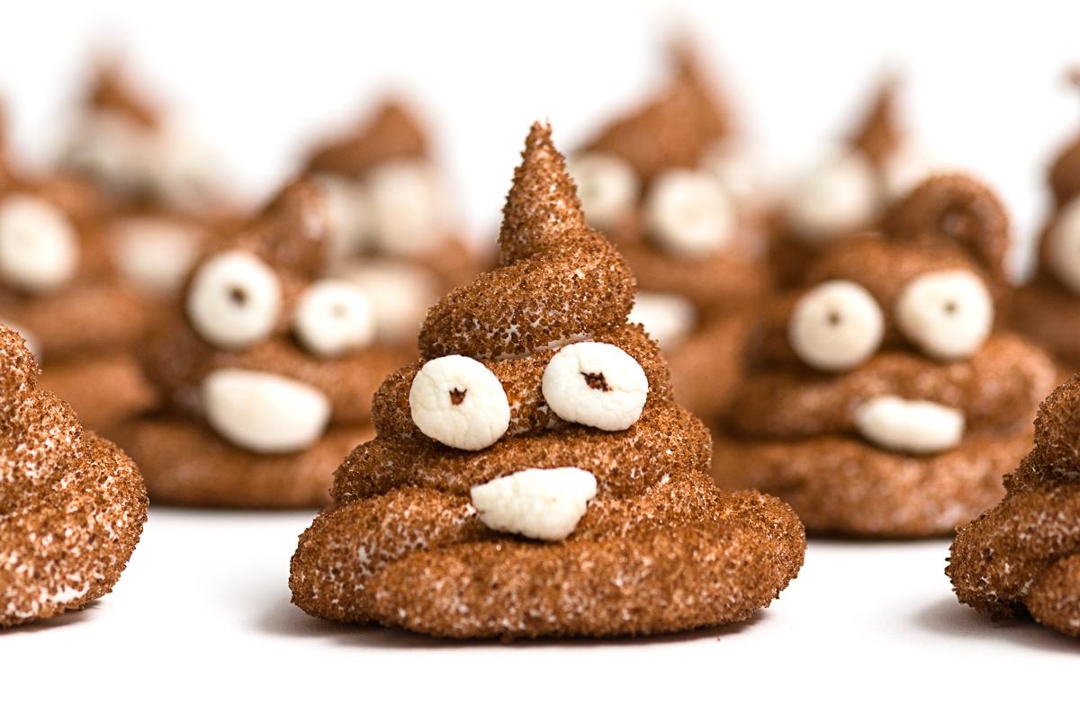 Poop Peeps: l'emoji en guimauve