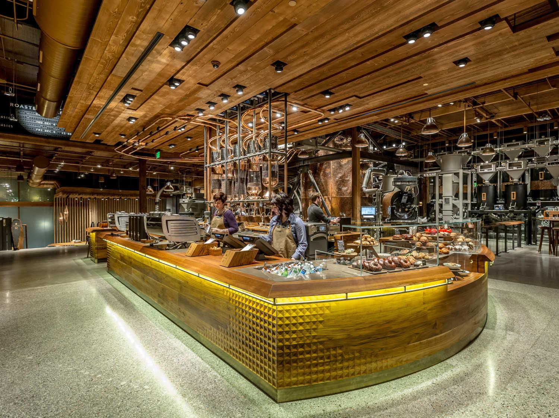 Le plus grand Starbucks du monde ouvrira à Manhattan